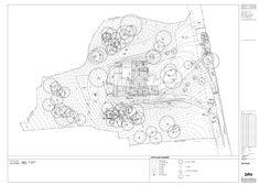 Retrospect Vineyards House,Site Plan