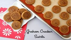 Graham Cracker Swirls and Red Beet & White Bean Hummus   THE KITCHENTHUSIAST
