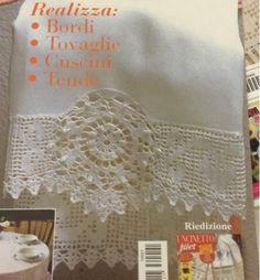 OFICINA DO BARRADO: Croche - Barrados em Revista ...