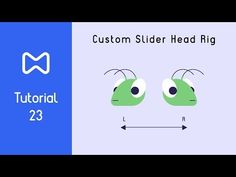 (418) After Effects Custom Head Rigging - YouTube