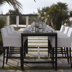 Homeshop Good living - Riviera Maison - Flamant   Tafels