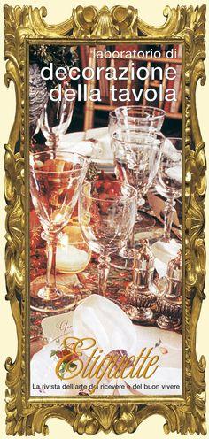 Imparare a decorare la tavola con Etiquette Academy of Italy