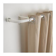 HUGAD Curtain rod combination/bay window - IKEA