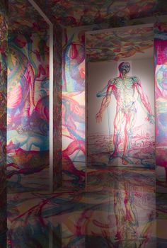 A great use of anaglyphic like technology. BTW, get this new 3d app... visit: https://play.google.com/store/apps/details?id=com.JERASeng.illusions3DTube   FYI, Turn your photos to 3d using this special free app for your desktop --> http://adf.ly/rits2 Download the 3D Image Converter For Android --> https://play.google.com/store/apps/details?id=com.JERASeng.Pic2Glyph  you can generate 3D photos, out of a single image!!!!!