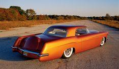 57 Lincoln Continental Mark II