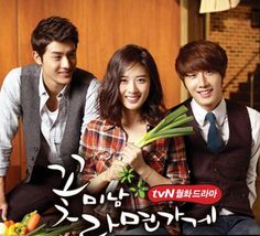 Flower Boy Ramyun Shop (Jung Il-woo)