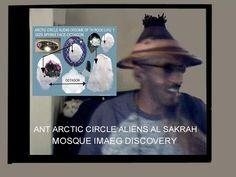 ALSAkRAH& AL AQSA MOSQUE APPEARS IN THE ANT ARCTIC CIRCLE 551 ALIEN &SPH...