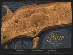Best wallpaper gallery with The Bear x by Laurent Durieux for Nautilus Art Prints and HD wallpapers. We collected full High Quality pictures and wallpapers for your PC, Mac and Smartphones. Omg Posters, Film Posters, Nautilus, Laurent Durieux, Jace, Wallpaper Gallery, Hd Wallpaper, Retro Futuristic, Bears