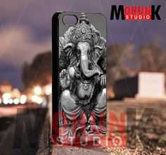 Ganesha statue   iPhone 4/4s/5/5s/5c Case  Samsung by mohunkstudio, $15.00