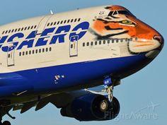 TSO Boeing 747-400 (EI-XLN)