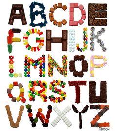 candy-alphabet