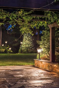 The timeless lantern shape of this lighting outdoor post lantern light is accentuated by intricate details including a beaded trim and botanical accents. Great idea for any outdoor space.  ID #9565