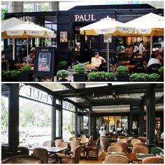 Suka coklat & Paris? Paul pilihan tepat! Kafe di daerah SCBD ini memiliki ambience cafe Paris yang nyaman tentunya.