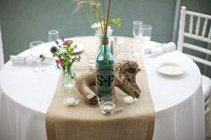 Maine Island Wedding Reception Photos on WeddingWire