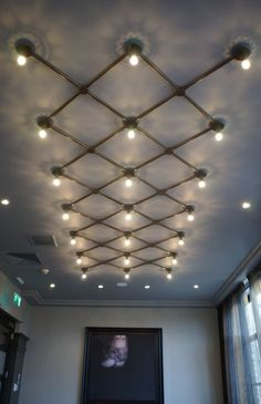 conduit lights | Northern Lights – Urban Sanctuary | Design Insider