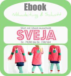 "Ebook U-Boot Shirt ""SVEJA"""