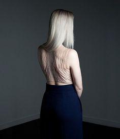 Artistic Skin Manipulation : skin art