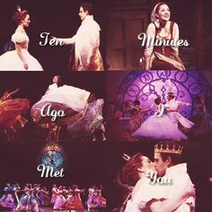 "Santino Fontana and Laura Osnes in Rodgers and Hammerstein's ""Cinderella"""
