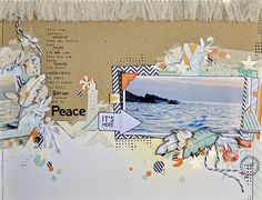 Sweethaven Scrapbooking Challenge {Inspired by Emma Trout} - Telling Stories
