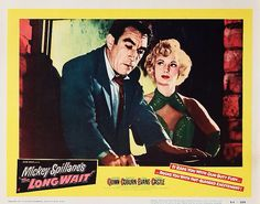 Lobby Card from the film The Long Wait