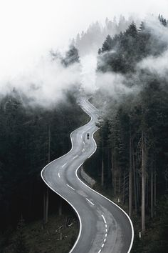 Dream Road | Road | Road Trip | Road Photo | Landscape photography | Drive | travel | wanderlust | on the road | empty road | Schomp BMW