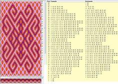 40 tarjetas, 3 colores, completa dibujo en 44 movimientos // sed_975 diseñado en…