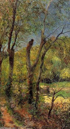 Paul Gauguin, Willows