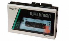 Sony Walkman WM-22, so retro