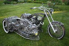 Steampunk Vehicles : Photo