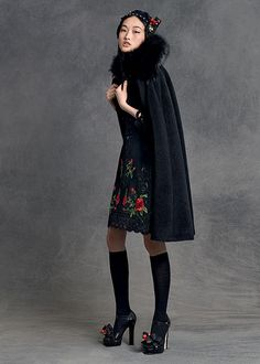 dolce and gabbana winter 2016 woman collection 78