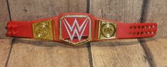 WWE MATTEL ELITE UNIVERSAL RED WORLD HEAVYWEIGHT CHAMPIONSHIP BELT KEVIN OWENS - http://bestsellerlist.co.uk/wwe-mattel-elite-universal-red-world-heavyweight-championship-belt-kevin-owens/