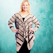 Save up to 75% off during the Cardigan Craze in Plus-Sizes event on #zulily today!