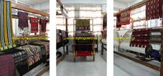 Παραδοσιακό Εργαστήρι Ύφανσης - Χειροποίητα υφαντά δημιουργήματα και παραδοσιακά κεντήματα που κατασκευάζονται αποκλειστικά με παραδοσιακούς αργαλειούς στα εργαστήριά μας. - www.syllogosrizes.gr Divider, Greek, Loft, Traditional, Fabrics, Costumes, Furniture, Home Decor, Tejidos