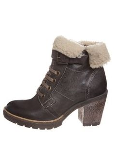 Manas Design - Lace-up boots - brown