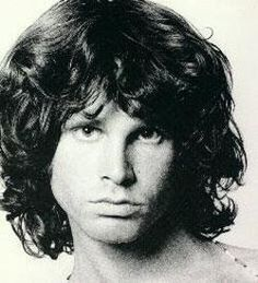 Jim Morrison. One of the most beautiful people to walk the earth. I would travel back in time to even exchange just a sentence with him.