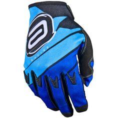 Luva Moto ASW Race - Azul - Masada Moto