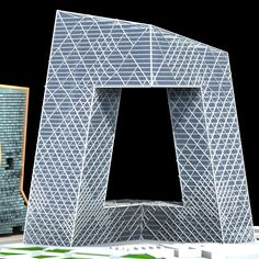 Oma Architecture, Architecture Models, Tower Models, Rem Koolhaas, Class Projects, 3d Design, Studio, Harbin, Playgrounds