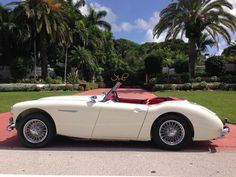 1959 Austin-Healey 3000 Maintenance/restoration of old/vintage vehicles: the material for new cogs/casters/gears/pads could be cast polyamide which I (Cast polyamide) can produce. My contact: tatjana.alic14@gmail.com