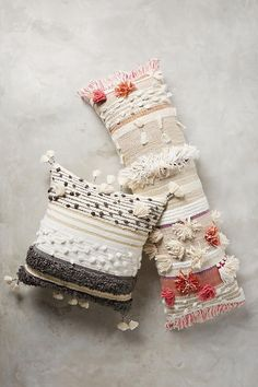 Open Market Pillow | Anthropologie