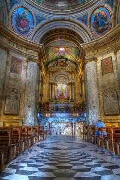 Stella Maris Church . Haifa