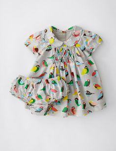 Pretty Printed Tea Dress