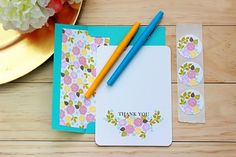 Wplus9 Design Studio -  Jean Martin for Wplus9 featuring Folk Art Florals and Very Vintage Florals stamp sets.