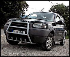 My 4x4 Freelander: Off Road Team Juca Sminka 4x4