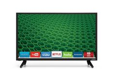 The Best 24-Inch and Smaller LCD and LED/LCD TVs: Best Overall: Vizio D24-D1 24-inch Smart TV