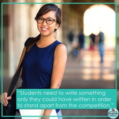 4 Ways to Help Students Write Their College Admissions Essays - Frederike