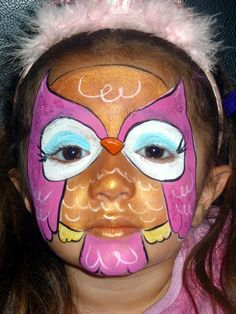 in a perfect world, it would be so fun to let the kids do take part in a fun day and have face paintings. yeaaa..back to reality.