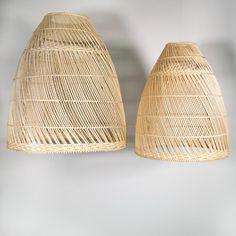 Waiheke Pendant (L) Rattan Pendant Light, Entrance Ways, Ceiling Rose, Lighting Store, Modern Furniture, Hand Weaving, Lab, Kitchens, Lounge