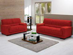 Um sofá cheio de estilo para sua casa!