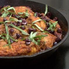 Julia Child's Chicken Provencale #recipe #BastilleDay