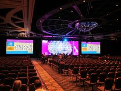 Active Production and Design Corporate Division produces this event in Dallas, Texas. Active is your Global event partner. Our superior service and technical ability is the reason why our clients take us with them everywhere they go!